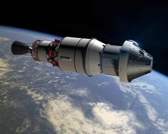 Orion Uzay Kapsülü, görev almak için ilk test uçuşlarına 2014 yılında başlıyor.