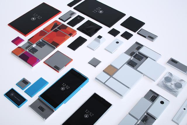 Project Ara, akıllı telefonlar için yenilikçi bir girişim olacağa benziyor: