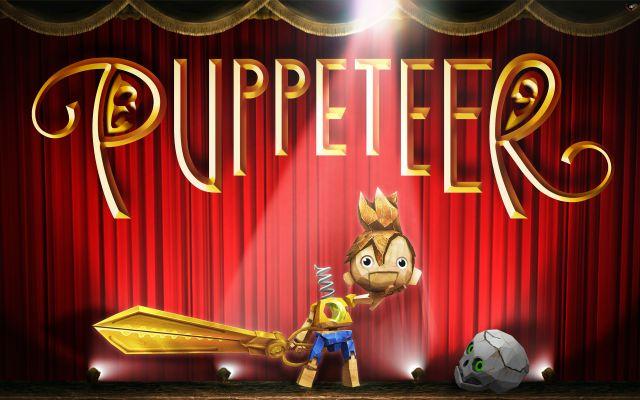 Puppeteer, PlayStation 3 için çıkan en son platform oyunlarından biri.