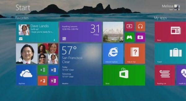 Windows 8.1 sayesinde daha fazla kişisel ayarlara ulaşabileceğiz.