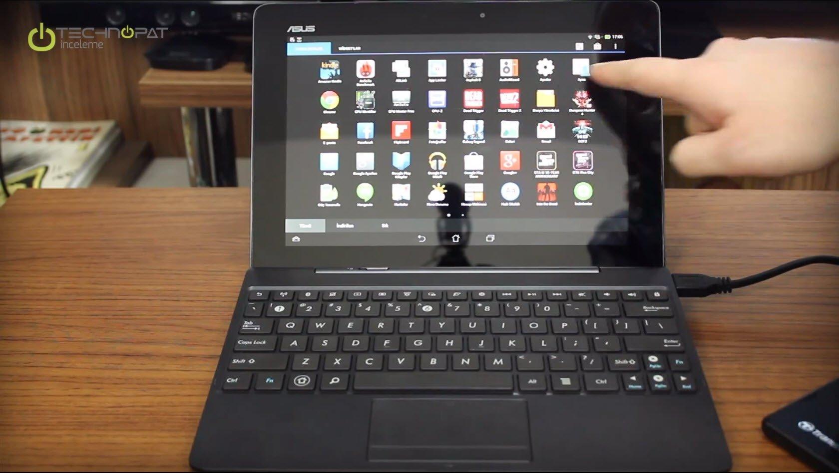 ASUS'tan profesyoneller ve üst seviye performans isteyenler için: Transformer Pad TF701T Tablet bilgisayar