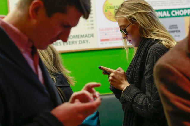 Dokunmatik Telefonlar güvenlik açısından risk taşıyor.