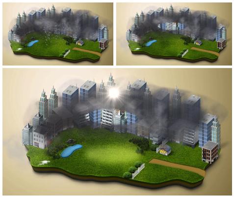 Hava kirliliğine yeni bir çözüm.