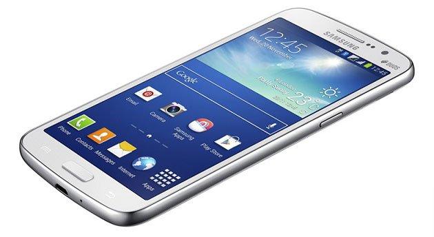 Samsung'un orta seviye yeni telefonu Galaxy Grand 2 tanıtıldı.