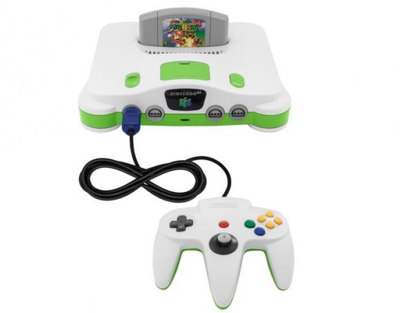 Yenilenmiş Nintendo 64'ler yeni sahiplerini bekliyor.