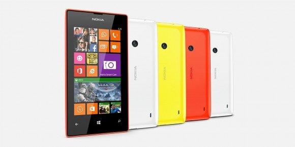 Lumia 525, Nokia tarafından resmi olarak tanıtıldı.
