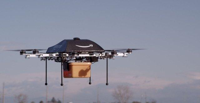 Amazon'un yeni teslimat şebekesi en erken 2015 yılında çalışmaya başlayacak.