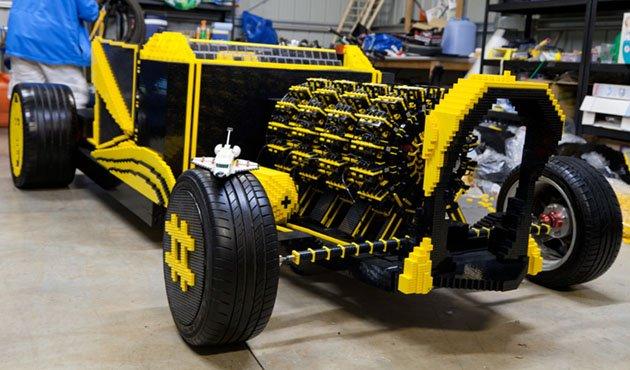 Lego Araba