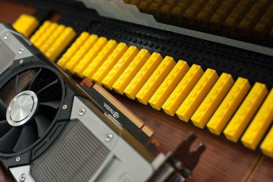 Lego GTX 690