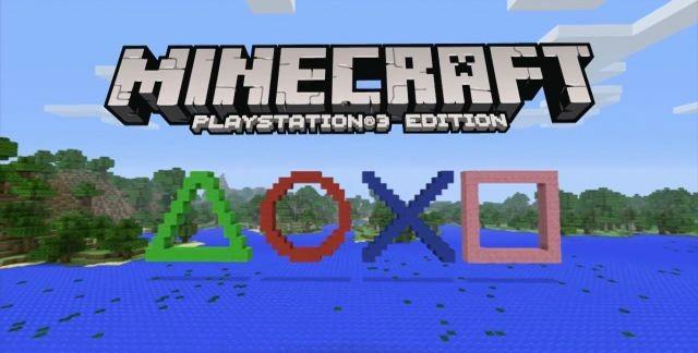 Minecraft'ın Playstation 3 sürümü 18 Aralık'ta çıkıyor!