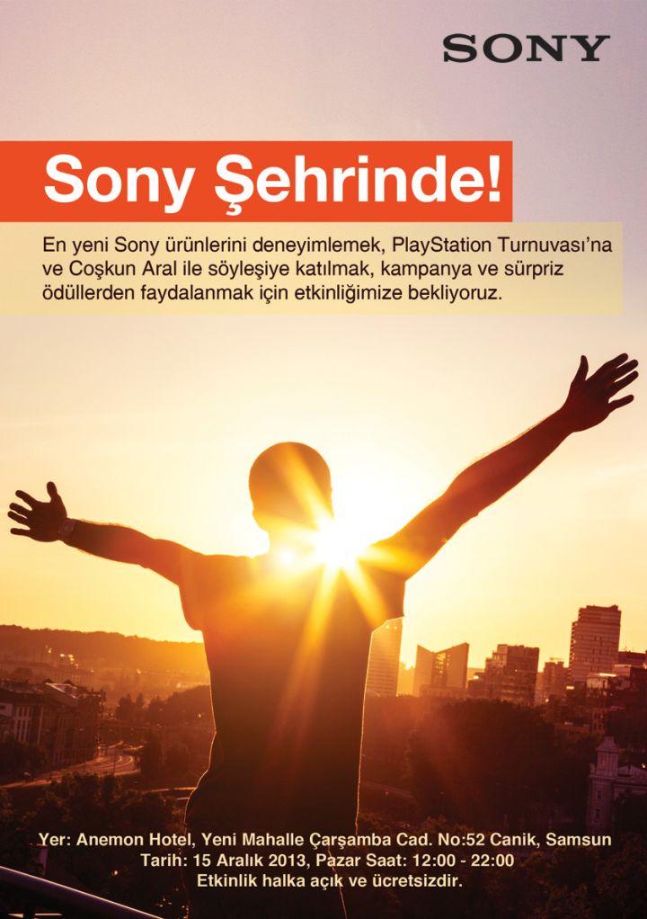 Sony Samsun