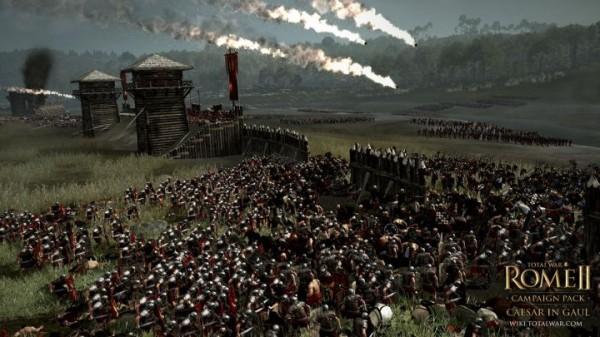 Total War: Rome 2 Caesar in Gaul, duyuruldu!