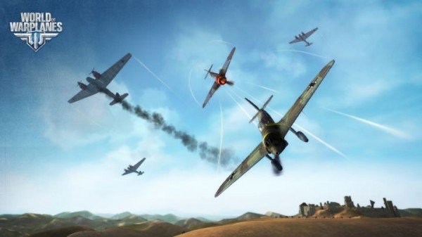 world of warplanes 1 600x337   World of Warplanes İncelemesi