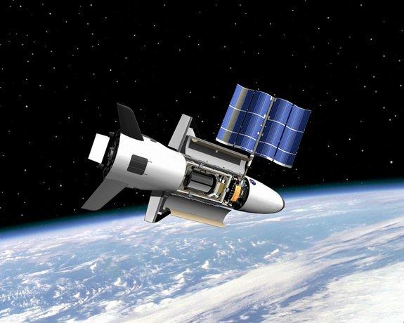 Hava Kuvvetleri tarafından görevlendirilen X-37B serisi uzay gemilerinin, görevleri bilinmiyor.