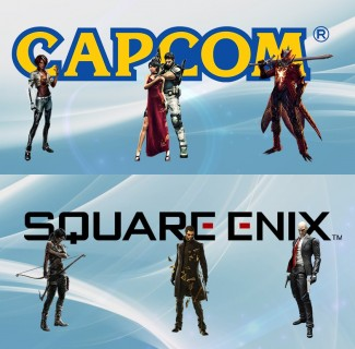 Capcom Square Enix