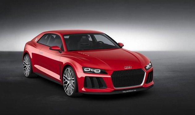Audi Sport Quattro Laserlights