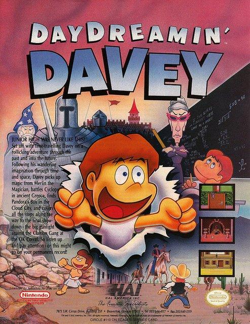 day-dreamin-davey