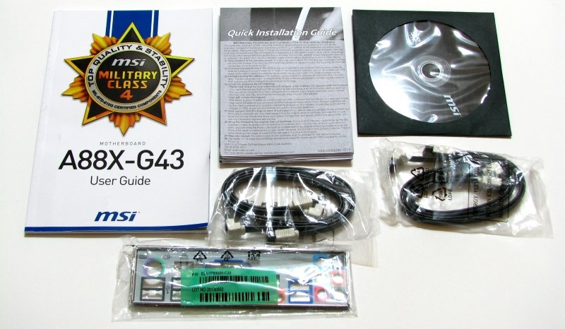 MSI A88X-G43 (3)