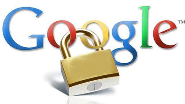 google-kilit
