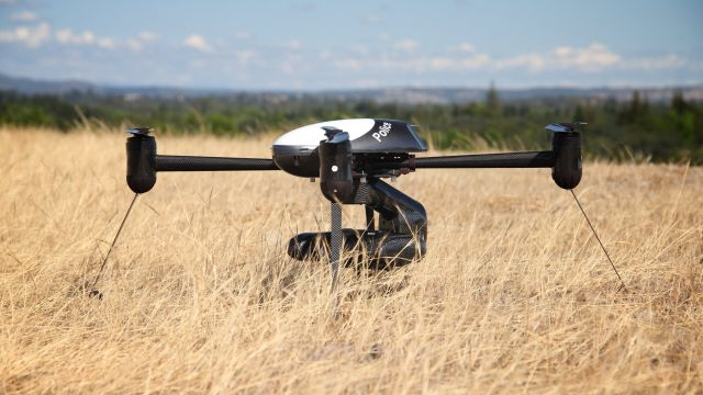 Draganflyer-X4ES