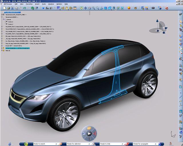 DS Car image 1