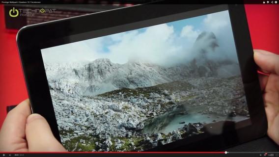IPS ekranda film keyfi