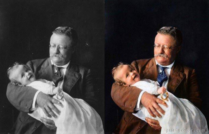 Oyuncak ayılara Teddy isminin kaynağı, ABD başkanı Theodore Roosevelt.