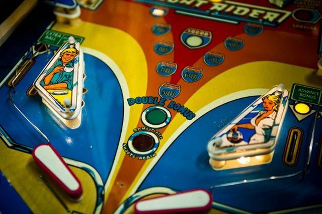 pinball-makinesi