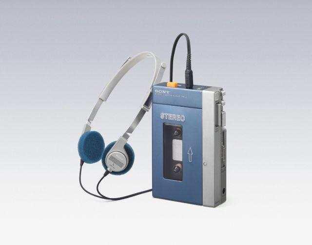 İlk Walkman kaset oynatıcısı, 1 Temmuz 1979.