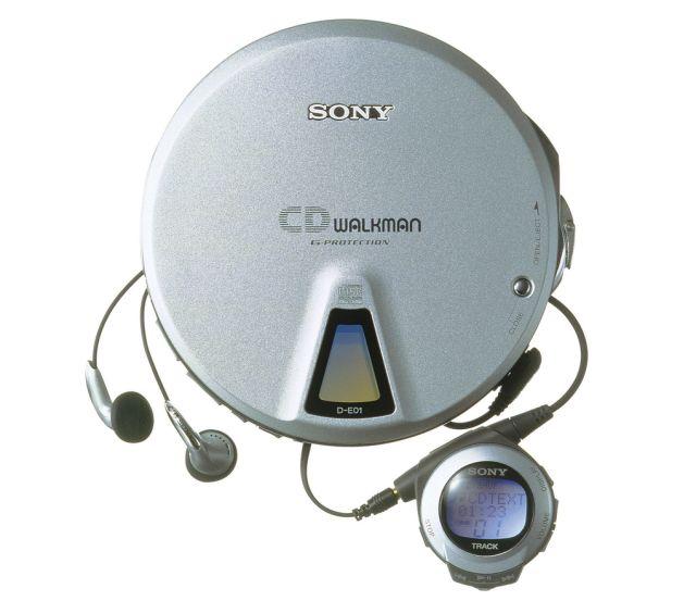 Sony'nin ilk CD Walkman'i 1984 yılında piyasaya sürülmüştü.