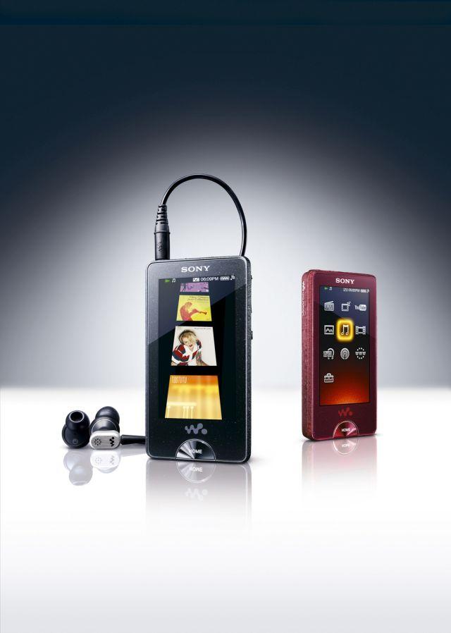 2009 yılında CES Fuarı'nda tanıtılan ilk dokunmatik Walkman telefon, pazarda istediği çıkışı yapamadı.