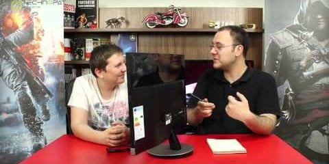 Video thumbnail for youtube video AOC D2769Vh Monitör İncelemesi - Technopat