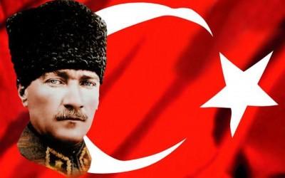 Atatürk-Bayrak