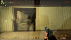 V-Sync kapalı olduğunda ekranda görüntü ortadan ikiye bölünecektir.