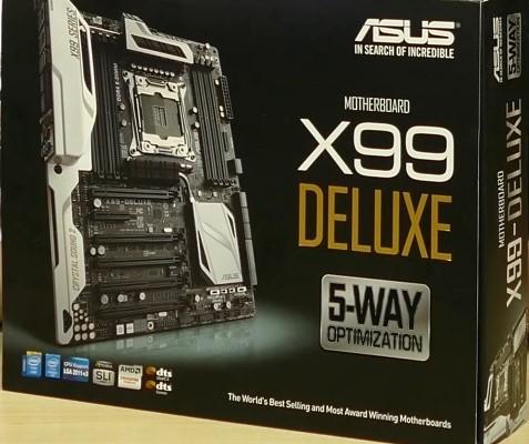 ASUS X99 Deluxe anakart