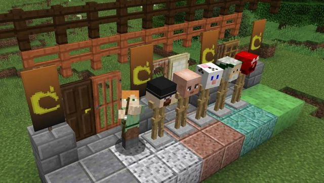 Классные моды для Minecraft 0.12.1