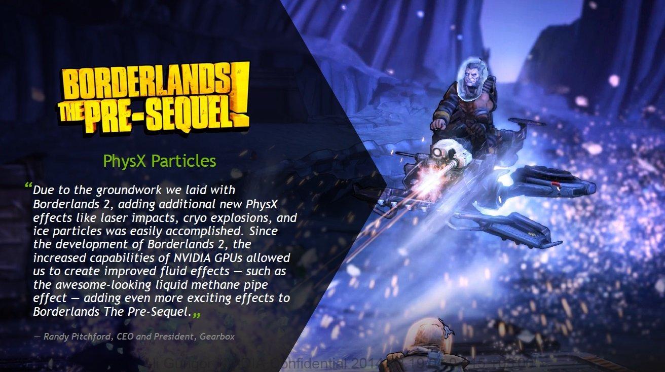 Borderlands Gameworks