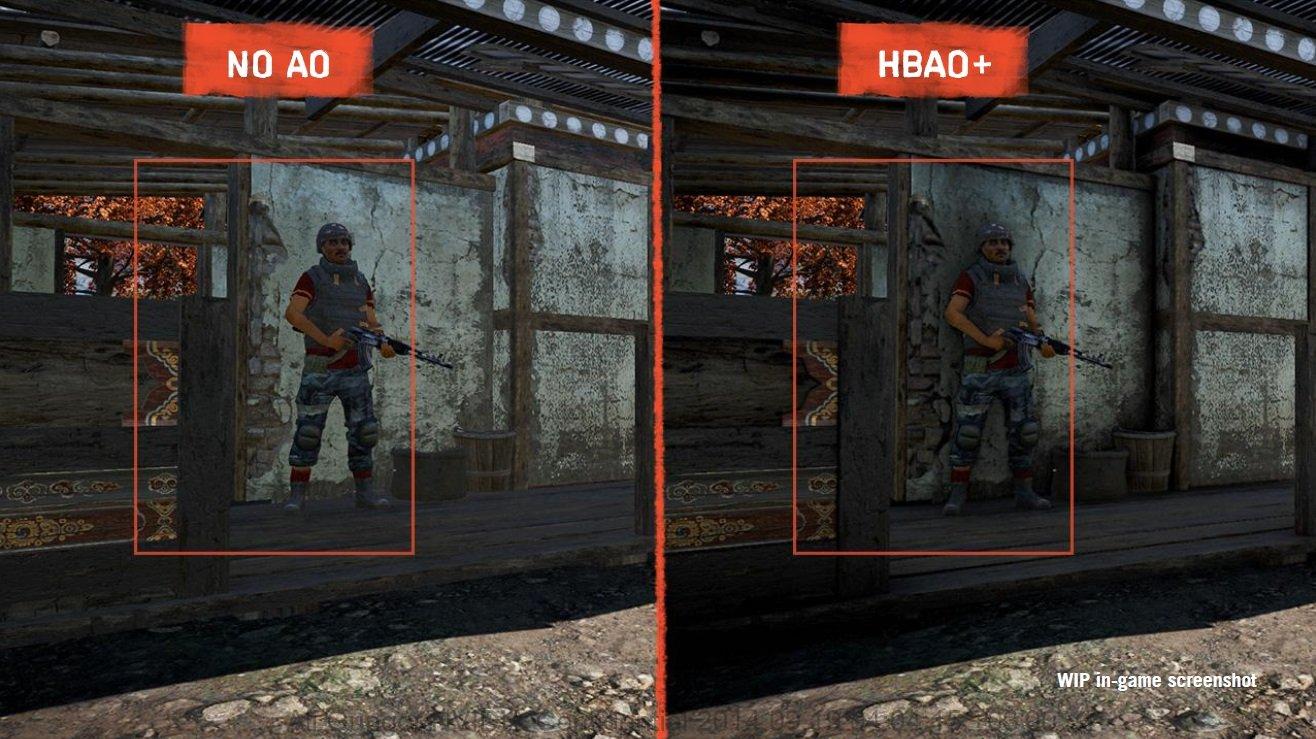 Far Cry 4 nVidia Gameworks 3