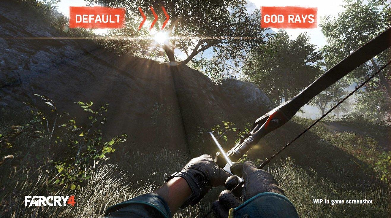 Far Cry 4 nVidia Gameworks 7