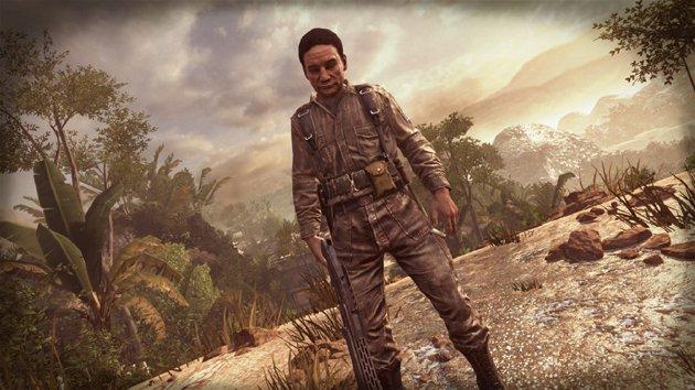 Manuel Noriega, CoD: Black Ops 2 içinde resmedildiği şekliyle.