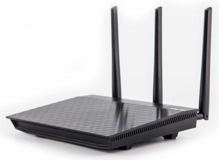 Asus RT-AC66U, 802.11ac yonga setiyle bugün ulaşabileceğiniz en hızlı modemlerden bir tanesi.