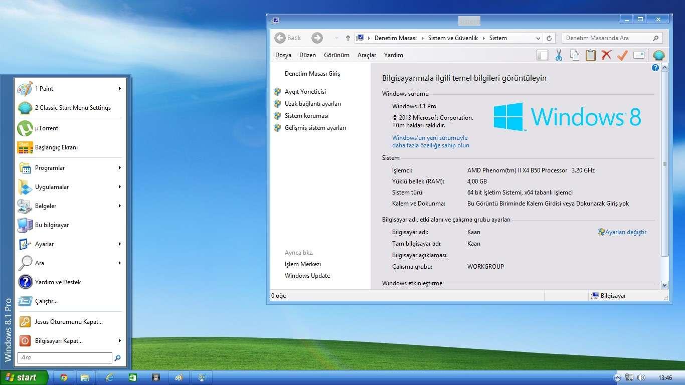 windows-xp-görüntü-tema