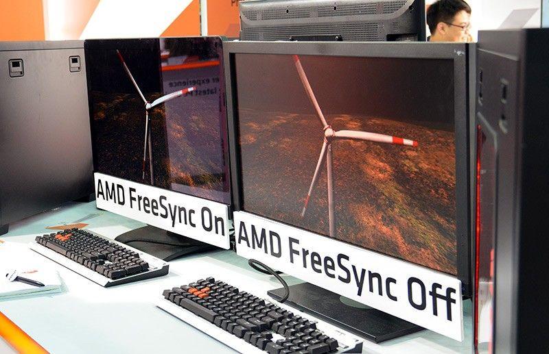 AMD-Freesync