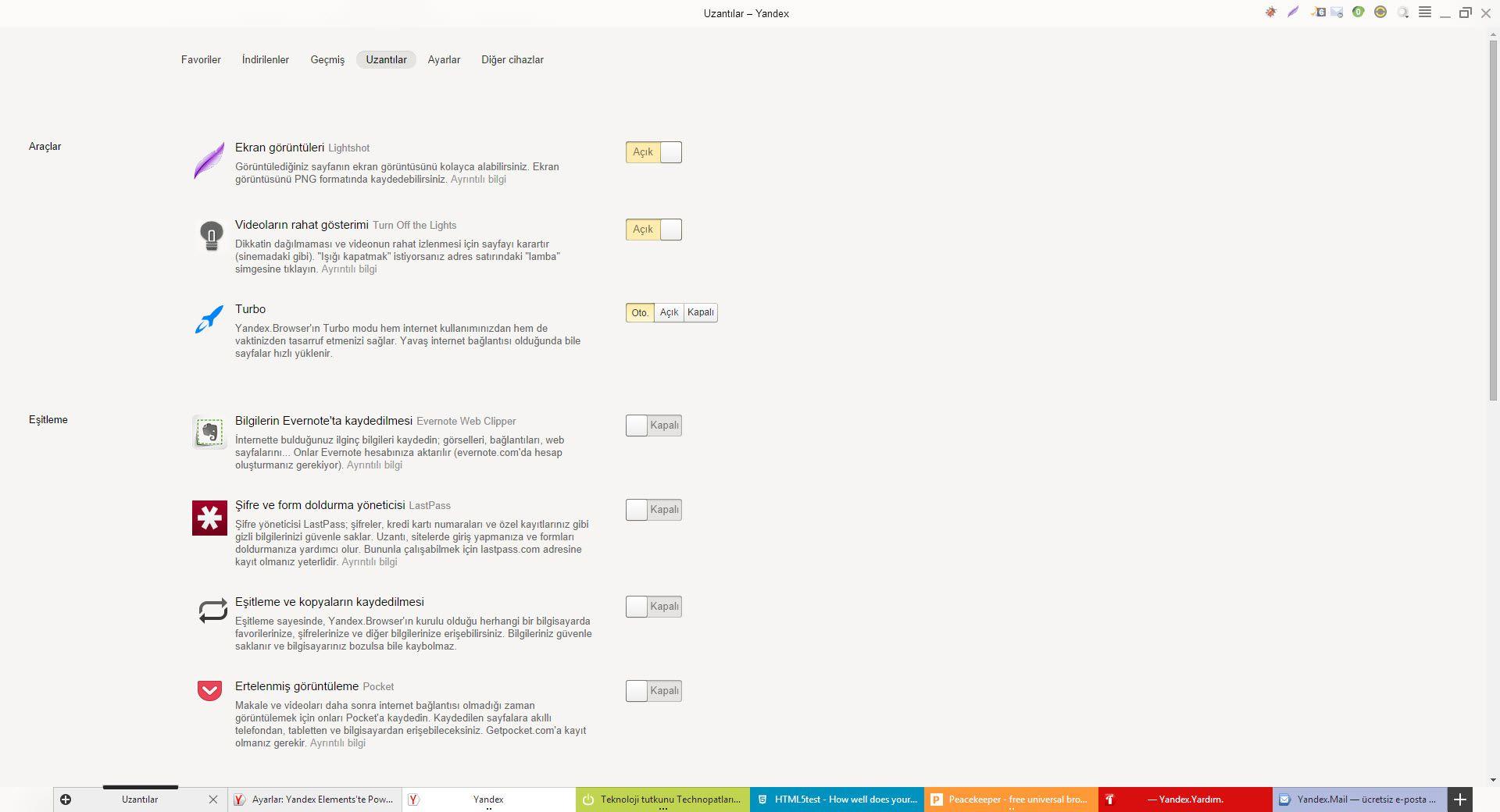 yeni-yandex.browser-eklentiler