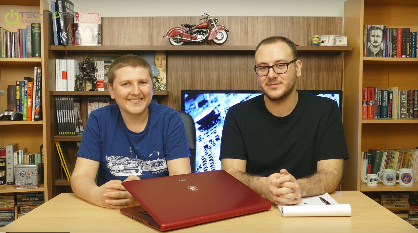 MSI GS70 2QE Ghost Pro Red Edition İncelemesi
