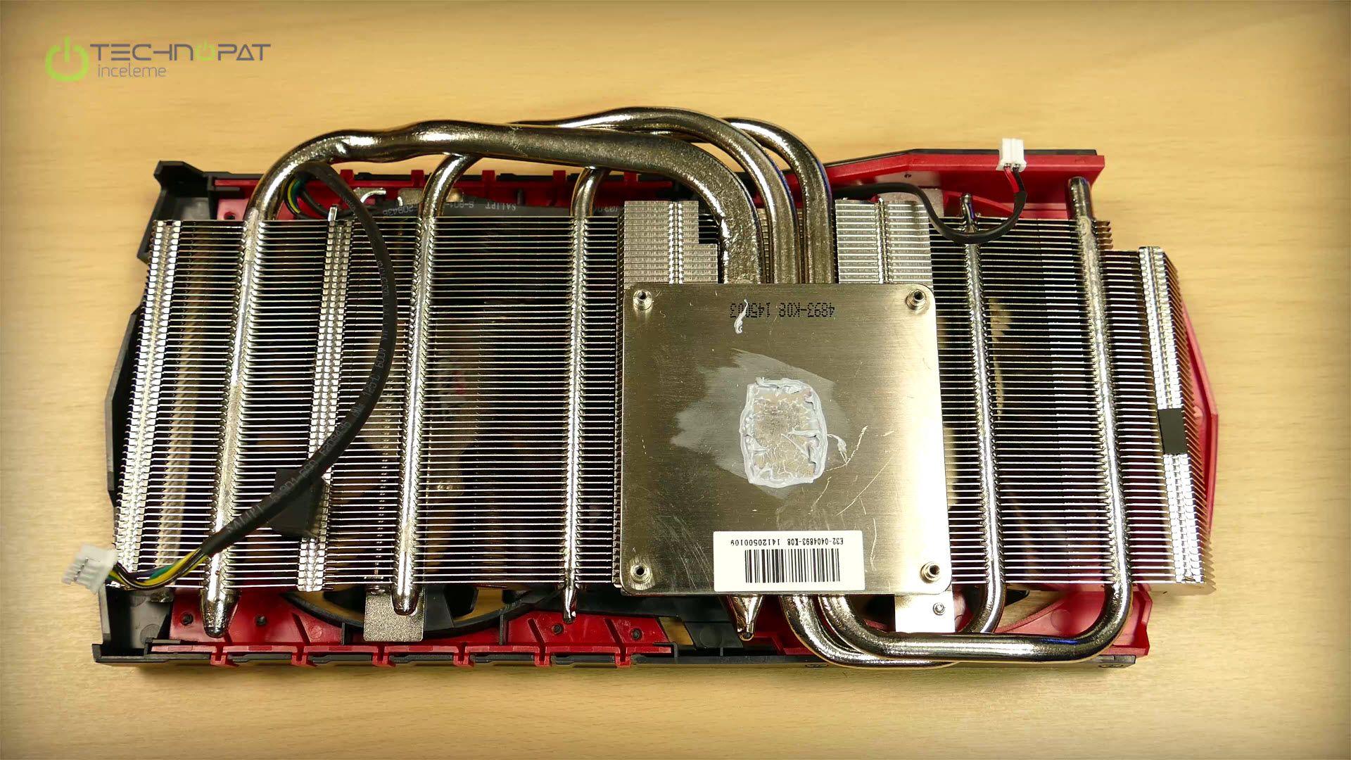 MSI GTX 960 Gaming 2G İncelemesi: Twin Frozr 5 soğutma sistemi
