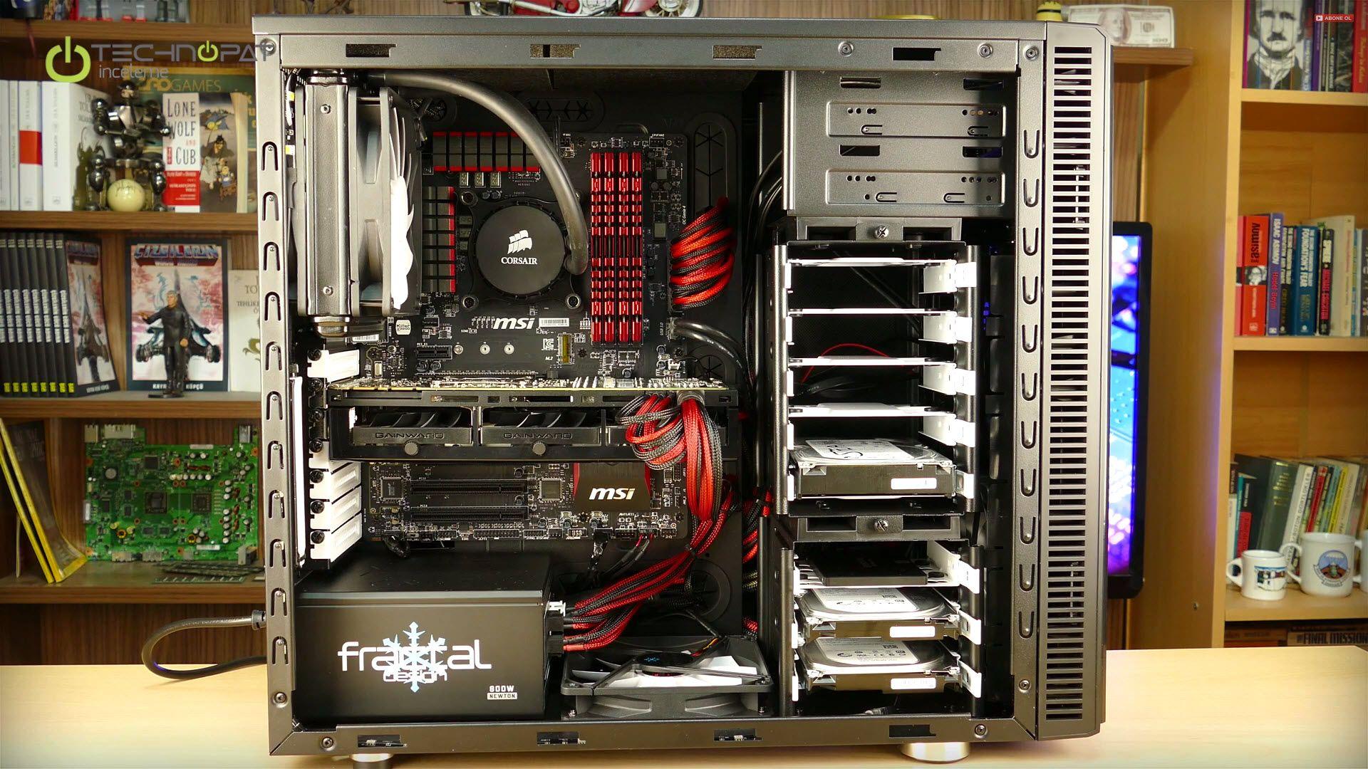 Phoenix Rebirth X Masaüstü Bilgisayar İncelemesi