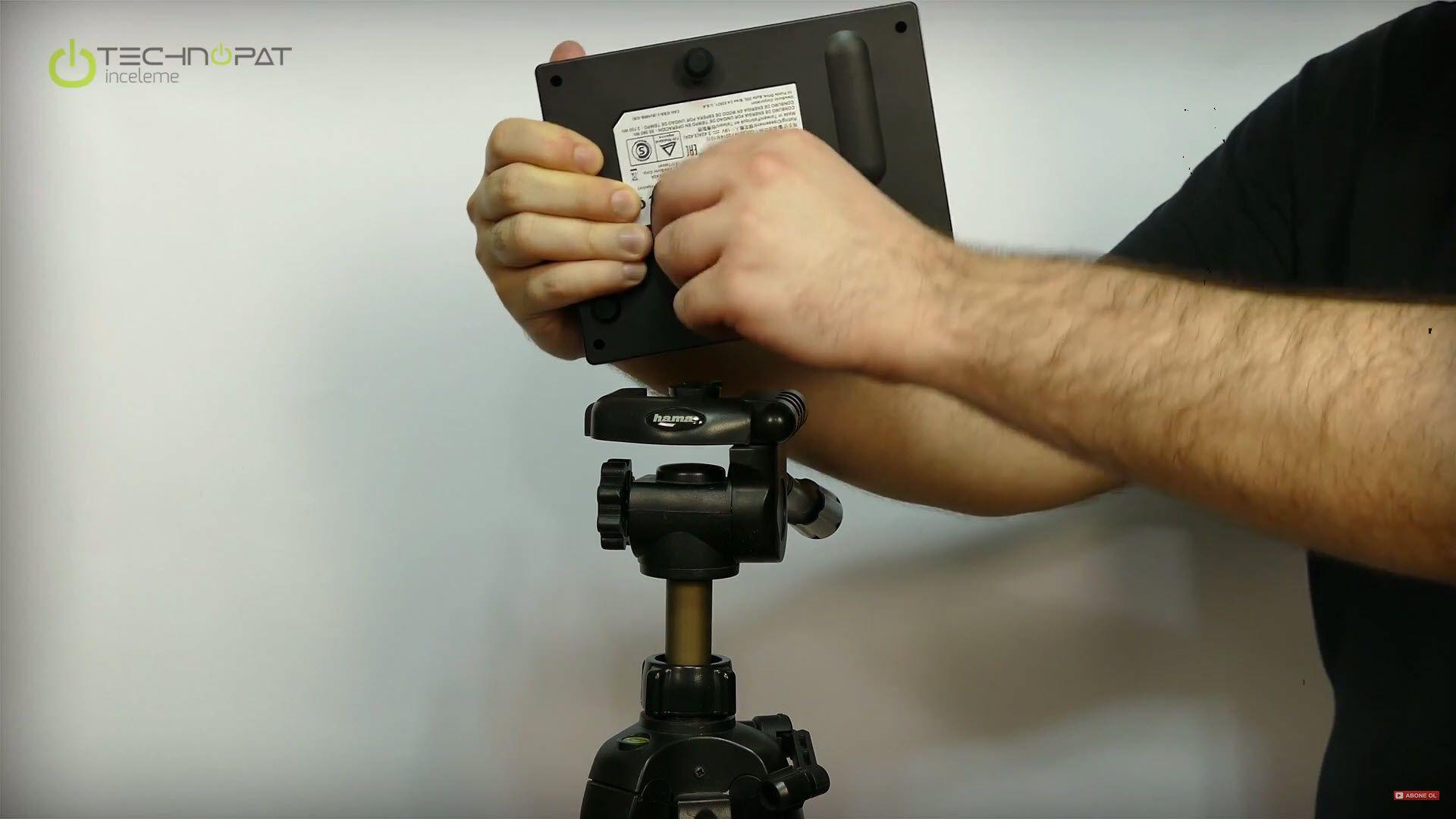 Viewsonic PLED W600 Taşınabilir Projektör incelemesi