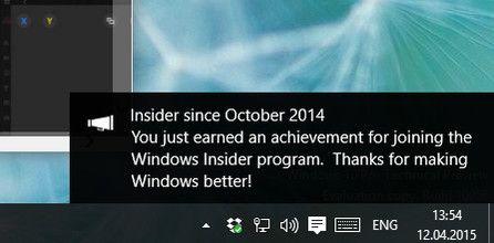 windows 10 başarım