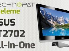 ASUS ET 2702 AIO PC İncelemesi
